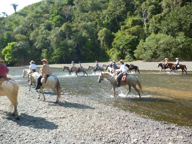 Ride along the Rio Tulin