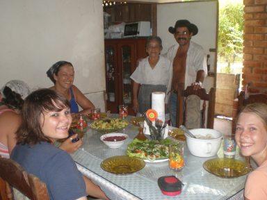 Costarican Hospitality
